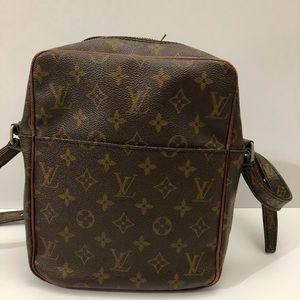 Louis Vuitton Vintage Marceau Cross Body Bag